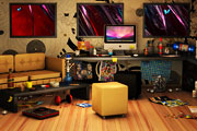 Hidden Objects Extreme - Messy Rooms
