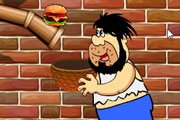 Hungry Fred Flintstone