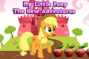 My Little Pony The New Adventures Apple Collector