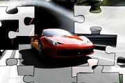 Super Car Jigsaw