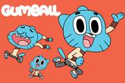 Amazing Gumball Jigsaw