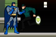 Batman the Brave and the Bold: In the Heat of the Night