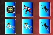 Ben 10 Card Match