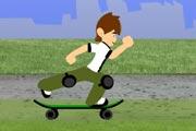 Skater Ben 10