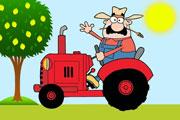 Cute Tractor Jigsaw