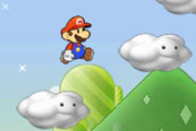 Super Mario Jumping