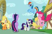 My Little Pony Explore Ponyville