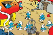 Smurfs 7 Differences