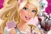 Sweet Barbie Jigsaw