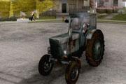 Sweet Tractor Jigsaw