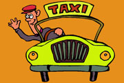 Taxi Coloring