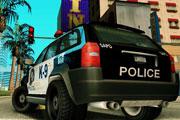 Top Police Jigsaw