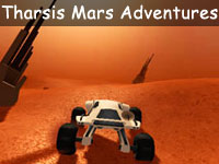 Tharsis Mars Adventures 3D