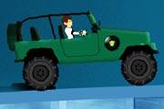 Ben10 Jeep Adventure