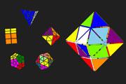 Crazy Rubik