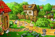 Sweet Farm Hidden Object
