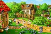 Sweet Farm Hidden Object