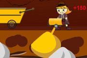 Lady Gold Miner