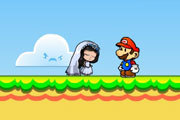 Mario Save Zombie Princess