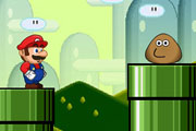 Super Mario VS Pou