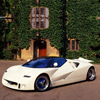 White Ford GT 90 Jigsaw
