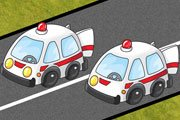 Ambulance 7 Differences