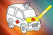 Ambulance Coloring
