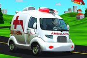 Ambulance Hidden Numbers