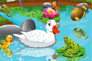 Cartoon Animals Jigsaw