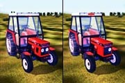 Cool Tractors 7 Differences