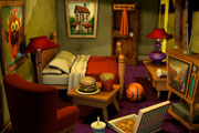 Hidden Objects Bedroom