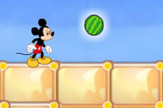 Mickey Bubble Adventure