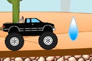 Monster Truck Desert Adventure