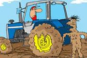 Nice Tractor Jigsaw
