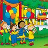 Caillou Jigsaw Puzzle