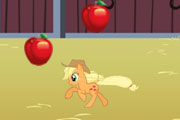 Pony Applejack Apple Hunt