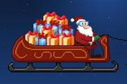 Super Skydiving Santa
