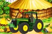 Super Tractor Jigsaw