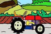 Sweet Farm Tractor