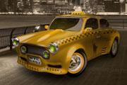 Taxi Jigsaw