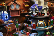 Winter Story Hidden Objects